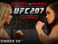 Роузи – Нуньес: Возвращение нежелезной леди на UFC 207