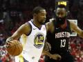 НБА: Хьюстон разгромил Голден Стэйт и сравнял счет в серии