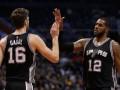 НБА: Сан-Антонио победил Оклахому, Вашингтон проиграл Детройту