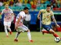 Колумбия - Парагвай 1:0 видео и обзор матча Кубка Америки