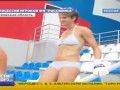 Во дают. Футболистки Россиянки разделись перед объективами видеокамер