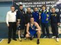 Сборная Украины по боксу выиграли девять медалей на турнире Мангера