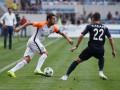 Шахтер забил четыре гола Черноморцу