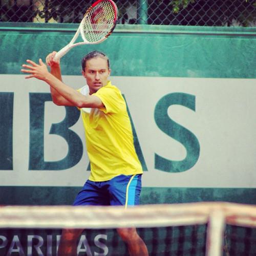 Долгополов не смог пробиться в третий раунд Australian Open