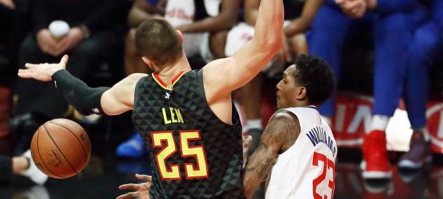 НБА: Лень с Атлантой проиграл Финиксу, Милуоки обыграл Чикаго