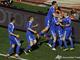 Словаки празднуют свой первый гол на Мундиалях