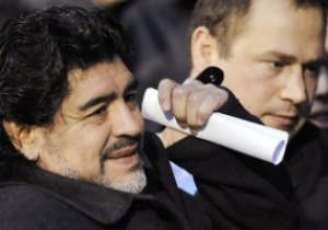 Марадона: Траур по сборной Аргентины окончен