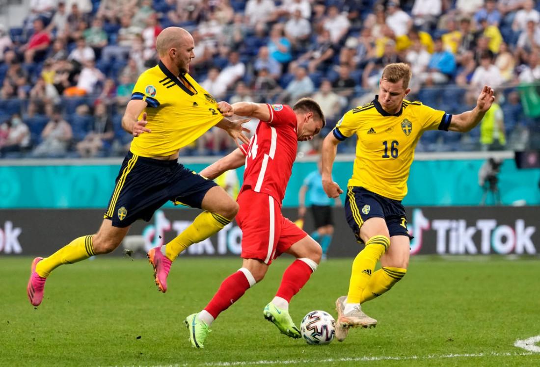 Сборная Швеции - сборная Польши