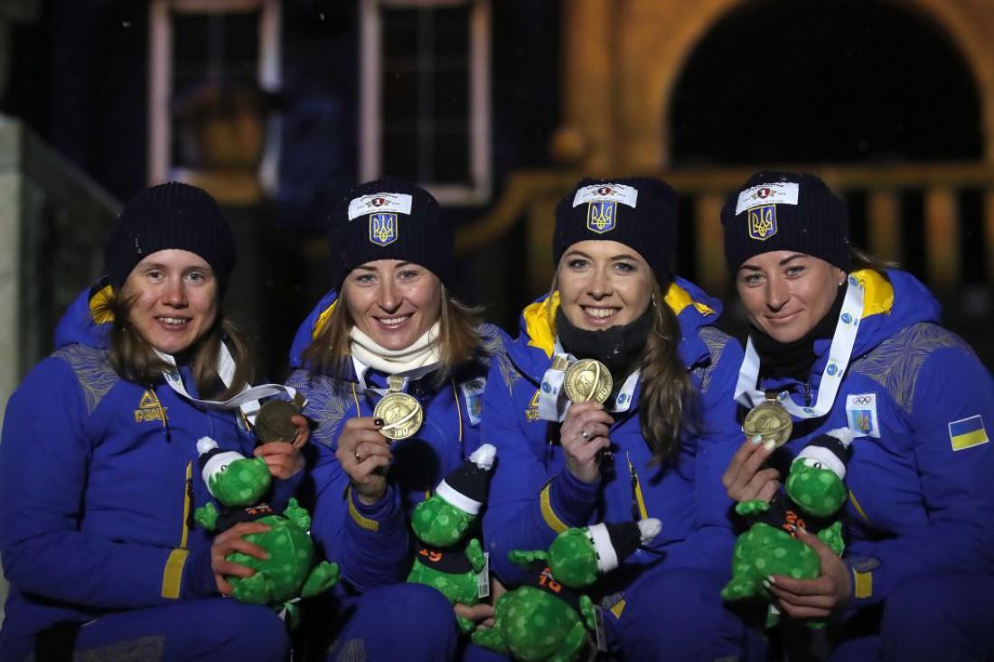 Сборная Украины завоевала бронзу на ЧМ