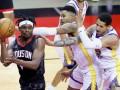 НБА: Голден Стэйт обыграл Хьюстон, Детройт - Торонто