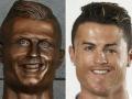 Писающий Роналду и Улыбка Криштиану: Лучшие фотожабы на бюст футболиста