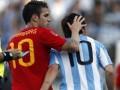 Месси: Дай бог, Фабрегас скоро перейдет в Барселону