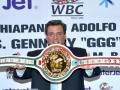 В WBC представили специальный пояс для победителя боя Головкин – Альварес