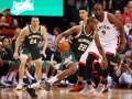 Плей-офф НБА: Торонто победил Милуоки и сравнял счет в серии
