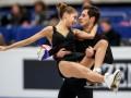 Украинские фигуристы впервые за семь лет попали в топ-10 чемпионата Европы