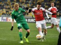 Ворскла разгромно проиграла Арсеналу в Киеве