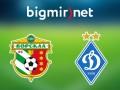 Ворскла - Динамо 2:2 Трансляция матча чемпионата Украины