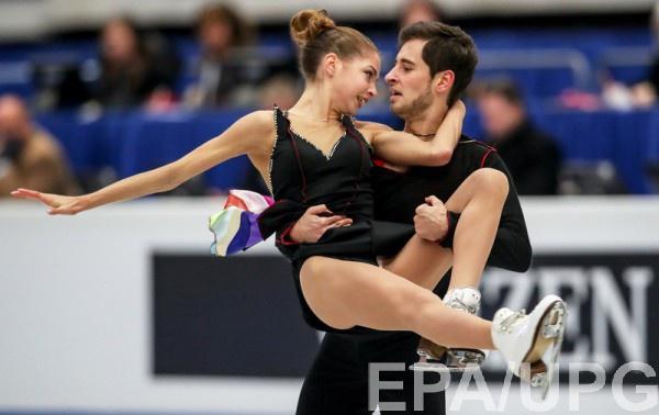 Александра Назарова и Максим Никитин