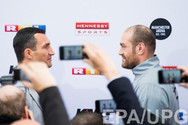 Бой-реванш Кличко – Фьюри может состоятся в Германии