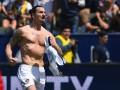 Легенда Арсенала - о дебюте Ибрагимовича в MLS: Это же Златан