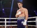 Митрофанов побил грушу перед вторым поединком в профессиональной карьере