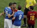 Действующие. Разбор полетов в матче Италия vs Испания