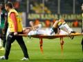 Ван Перси получил жуткую травму в матче чемпионата Турции