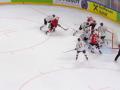 Швейцария - Австрия 3:2 видео шайб и обзор матча ЧМ по хоккею 2018