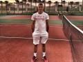 Украинского теннисиста отстранили от выступлений за употребление запрещенного вещества