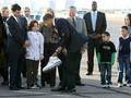 Шакил О'Нил подарил Обаме кроссовок