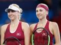 Сестры Киченок уверенно вышли в четвертьфинал парного разряда турнира в Сан-Хосе