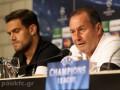 Тренер ПАОКа: Придется выбить Шальке из Лиги чемпионов