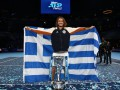 Итоговый турнир ATP: Циципас обыграл Зверева и стал победителем турнира