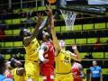 Суперлига: Киев-Баскет проиграл Прометею, Запорожье победило Тернополь