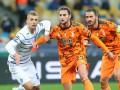 Динамо вернулось в Лигу чемпионов с поражением от Ювентуса