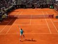 Теннисный сезон остановили до лета