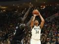 Адетокунбо установил рекорд в рамках плей-офф НБА