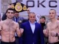 Украинец Чухаджян победил россиянина в бою за пояс WBA