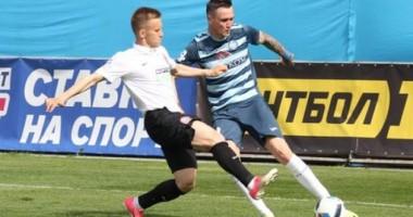 Заря - Олимпик 2:0 Видео голов и обзор матча