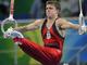 Если бы при соскоке украинец не допустил ошибку, он мог бы всерьез претендовать на серебряную медаль, которая в итоге досталась знаменитому гимнасту Ян Вею