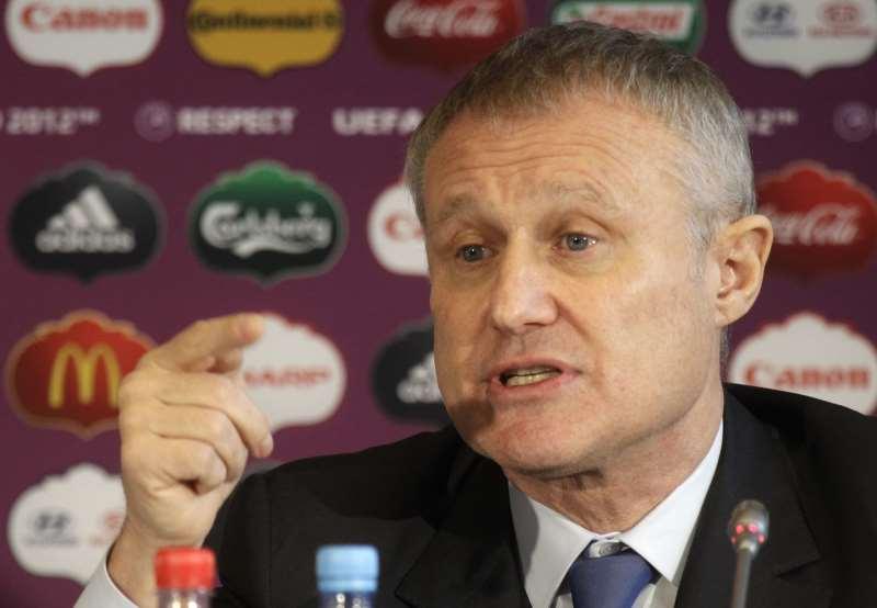 Григорий Суркис теперь вице-президент UEFA