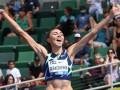 Геращенко впервые в карьере выиграла этап Бриллиантовой Лиги