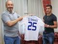 Официально: Динамо усилилось полузащитником из Парагвая