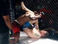 Фанат ММА заменил одного из бойцов и выиграл бой в первом раунде
