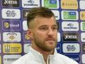 Ярмоленко шикарным ударом удваивает преимущество сборной Украины в матче с Португалией