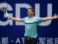Самый титулованный теннисист России выступит за Украину на Олимпиаде