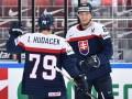 ЧМ по хоккею: Словакия сенсационно обыгрывает США