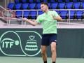 Стаховский проиграл в первом круге турнира в Праге 256-й ракетке мира