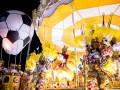 Яркие краски. На карнавале в Рио отметили 100 дней до старта ЧМ по футболу