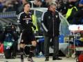 Рибери отказался пожать руку тренеру Баварии после замены в матче с Базелем